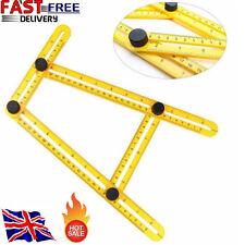 UK Multi-Angle Ruler Template Tool 836 General Measuring Tools TGR Angle izer
