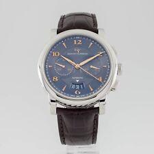 David Yurman Stainless Steel Classic Chronograph Automatic Watch T730