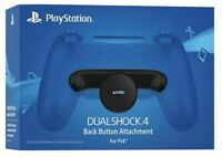 Official Sony PS4 Back Button Attachment (For Dual Shock 4) Genuine NEW UK Boxed