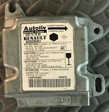 Calculateur d'air bag RENAULT KANGOO 8200098401 550751800