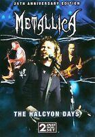 Metallica - The Halcyon Years (DVD, 2008, 2-Disc Set)