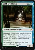MTG Magic - (R) Commander 2015 - Cold-Eyed Selkie - NM/M