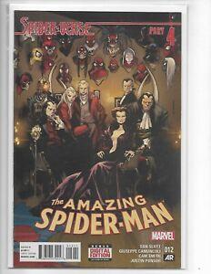 Amazing Spider-Man #12 / Spider-Verse