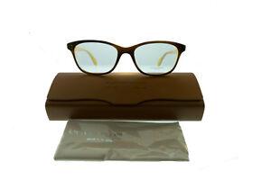 Oliver Peoples Ashton Womens RX Eyeglasses Tortoise Cream 5224 1281 52mm