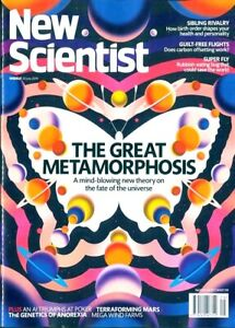 NEW SCIENTIST MAGAZINE 20th JULY 2019 ~ SPECIAL OFFER BUY ANY 6 ISSUES FOR £10