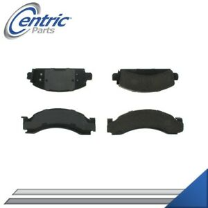 Front Brake Pads Set Left and Right For 1977-1986 CHEVROLET K30
