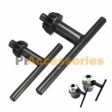 "2 Pcs Drill Press Replacement Drill Chuck Keys 3/8"" & 1/2"""