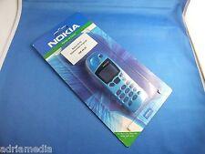 ORIGINALE Nokia 5110 5130 BLU GUSCIO SUPERIORE CASE COVER NUOVO xpresson skh-245 Top
