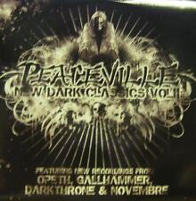 Various Metal(CD Single)New Dark Classics Vol II-Peaceville Records-CDV-New