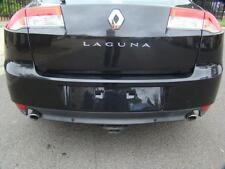 RENAULT LAGUNA REAR BUMPER UPPER & LOWER, S3, HATCH, 06/07-03/11
