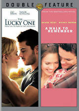The Lucky One/A Walk to Remember (DVD, 2015, 2-Disc Set)