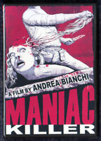 MANIAC KILLER (1987) Andrea Bianchi's Grindhouse Trash DVD in English language