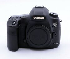 CANON EOS 5D MARK III 22.3 MP CAMERA SHUTTER COUNT 227,050 SHOTS