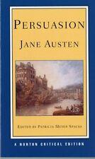 Persuasion (Norton Critical Editions) by Jane Austen