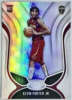 2019-20 Panini Certified Kevin Porter Jr. Silver Rookie Card RC Houston Rockets