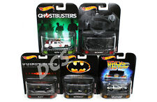 HOT WHEELS Retro ENTERTAINMENT 2017 A CASE OF 10 KITT BATMOBILE 1/64 DMC55-956A