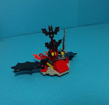 LEGO Castle ~ Fright Knights Flying Machine (2539) & Manual