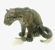 Kaiyodo Black Clouded Panther Leopard Cat Miniature Realistic Figure Secret