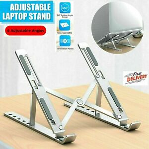 Portable Laptop Stand Foldable Adjustable Laptop Stand Holder Universal