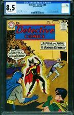 Detective #286 CGC 8.5 1960-DC-Batman-Robin-Batwoman- 2039573006