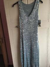Jasper Conran Sequin Dress Bnwt L(10-12 Uk)