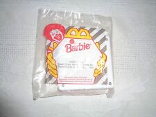 McDonalds Happy Meal Barbie Toy