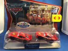 Disney Pixar Cars Toys R Us Exclusive Movie Doubles Lightning Mcqueen & Tongue M