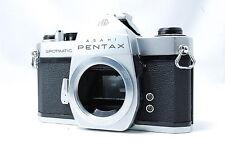 Pentax Spotmatic SP 35mm SLR Film Camera  SN2915803