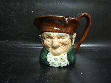 "Royal Doulton Mini Toby Mug Old Charley D5527 3.5"" Tall Excellent Condition"