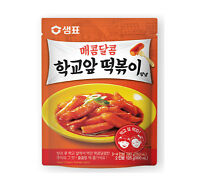 [sempio] Rice Cake Soup Topokki Tteokbokki Spicy&Sweet / Hot Spicy Korean Food