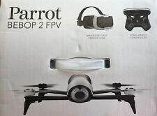 Parrot Bebop 2 FPV Drohne im Set mit Skycontroller und FPV-Brille weiß - OVP