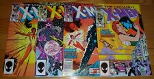 X-Men # 199,202,203,204 Romita Jr Portacio Nm 9.2'S