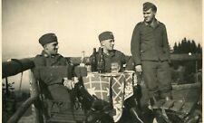 Militaria Militaire LOT 2 Carte PHoto Soldats Allemands