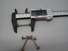 Vintage Sewing Machine 4 Bobbins For 53.5mm Bullet Shuttle