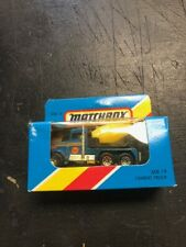 MATCHBOX MB 19 CEMENT TRUCK