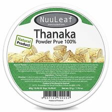 Thanaka For Face Powder - Reduces Melasma & Dark Spot Treatment - Sun Protection
