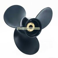 Aluminum Outboard Propeller 10 3/4x12P for Mercury 25-70HP 48-816702A45
