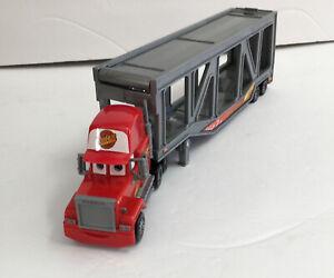 Disney Pixar CARS Mack Transporter Hauler Truck New/Loose