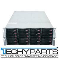"Supermicro CSE-847A-R1400LPB 4U Server Chassis 2x 1400W 36-Bay 3.5"" SAS-846A"