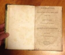 Memoirs of Vidocq Principal Agent of French Police until 1827 Pub 1840 Leather