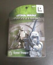 Scout Trooper 2004 STAR WARS Battlefront Game Stop Exclusive MOC