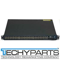 HP A5500-48G EI 48-Port L3 Managed Ethernet Switch JD375A with LSPM2SP2P JD368B