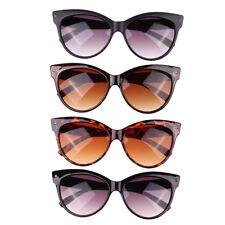 Mode Retro klassische Katze Auge Rahmen Sonnenbrille Eyewear Brille UV400
