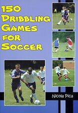 150 Dribbling Games for Soccer - Book