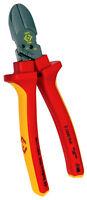 """CK T39071-1180 REDLINE VDE COMBI CUTTER 1MAX - 180mm (7.1/4"""") SIDE CUTTERS"""