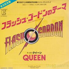 Queen Flash's Theme (Flash Gordon)  Japan Import 45 W/ Picture Sleeve 600 Yen