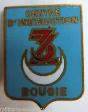 insigne Centre Instruction 3° RZ Régiment de ZOUAVES ORIGINAL Troupes D'Afrique
