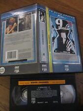 9 semaines 1/2 de Michael Madsen, VHS CBS, Policier
