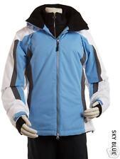 NILS New Ski Snow KAYLA JACKET PARKA womens 8 BLUE