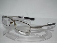 Oakley SOCKET 4.0 EYEGLASSES FRAMES 12-015 Olive Chrome RX 53mm